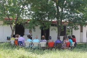 Սպիտակի խնամքի տուն. դասընթաց բնակիչների համար